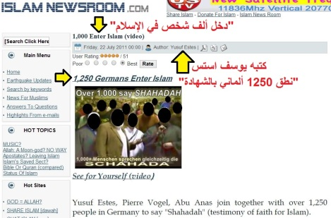 INR-072211-1250 Germans Enter Islam-by-Yusuf-Estes-b-arabic